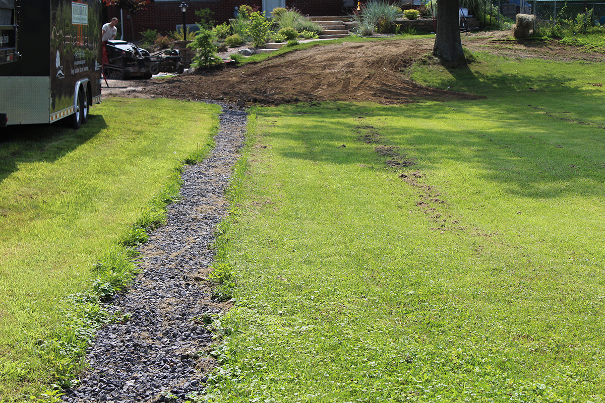 French Drain Install Yelp Landscaping 28 Images Top 28